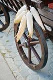 Old cartwheel Royalty Free Stock Images