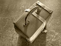 Old Case Stock Photography