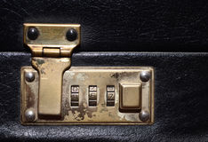 Old case lock Stock Images