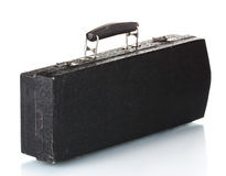Old case for musical instrument Royalty Free Stock Photo