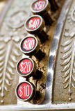 Old Cash Register Stock Photography