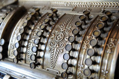 Old Cash Register Royalty Free Stock Images