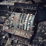 Old cashbox Royalty Free Stock Image