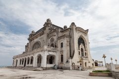 The old casino in Constanta Stock Photography