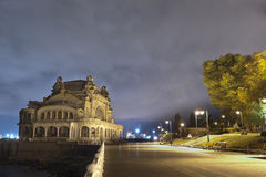 The Old casino in Constanta, Romania Royalty Free Stock Photo