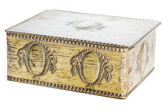 Old casket Royalty Free Stock Photo