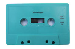Old cassette Stock Images