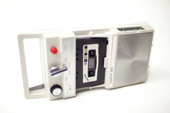 Old cassette Royalty Free Stock Photos