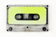 Old cassette Royalty Free Stock Photo