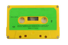 Old cassette Royalty Free Stock Image