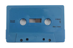 Old cassette Royalty Free Stock Photography