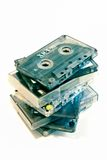 Old cassette music Royalty Free Stock Photos