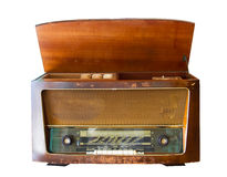 Old cassette player Royalty Free Stock Images