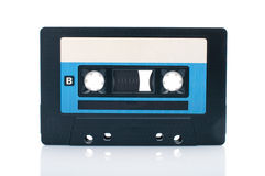 Old cassette tape Royalty Free Stock Image