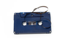 Old Cassette tape Royalty Free Stock Photography