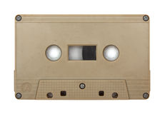 Old cassette tape isolated Stock Photos