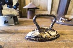 Old cast iron Stock Photos