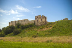 Old castel ruins Royalty Free Stock Images