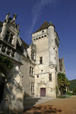 Old castle. In France Europe Stock Photography
