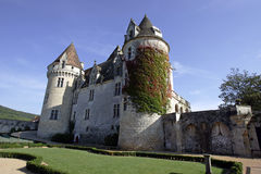 Old castle. In France Europe Stock Photo