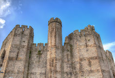 Old castle Royalty Free Stock Images