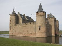 Old Castle. Old dutch castle Royalty Free Stock Photos