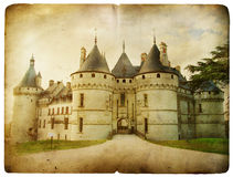 Old castle Stock Images