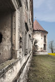 Old castle Stock Photography