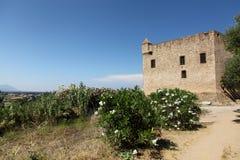 Old Castle - Aleria, Corsica Stock Photography