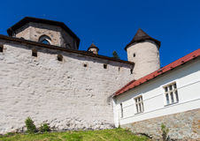 Old Castle, Banska Stiavnica, Slovakia Royalty Free Stock Image