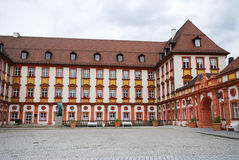 Old castle Bayreuth Royalty Free Stock Image