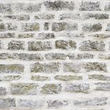 Old castle brick wall Royalty Free Stock Photography