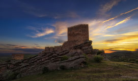 Old Castle Royalty Free Stock Image