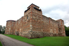 Old castle in Colchester Stock Images