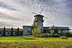 Old castle in the countryside Royalty Free Stock Photography