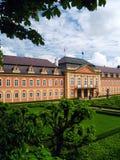 Old castle - Czech Republic Dobris. Europe royalty free stock image