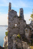 Old castle, Duino Royalty Free Stock Images