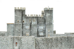 Old Castle in Europe Royalty Free Stock Photos