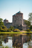 Old castle in Finland Royalty Free Stock Images