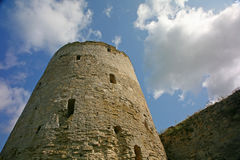 Old Castle (Fortress) Royalty Free Stock Image