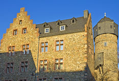 Old Castle of Giessen Royalty Free Stock Photo