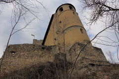 Old Castle of Graz. Austria Stock Photo