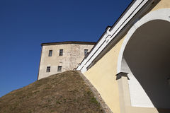 Old castle Grodno Royalty Free Stock Images