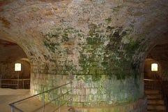 Old Castle interior,Lokrum Croatia Royalty Free Stock Image