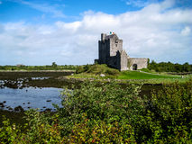 Old Castle in Ireland Royalty Free Stock Image