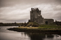 An old castle in Ireland! Royalty Free Stock Photos