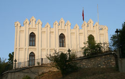 Old castle in Istanbul Royalty Free Stock Photography