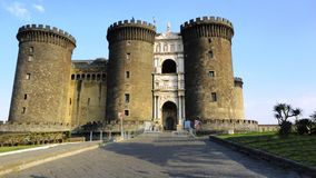 An old castle in Italy Royalty Free Stock Photography