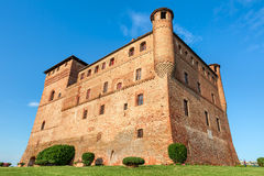 Old castle in Italy. Stock Photos
