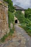 Old castle of Jajce Royalty Free Stock Photos